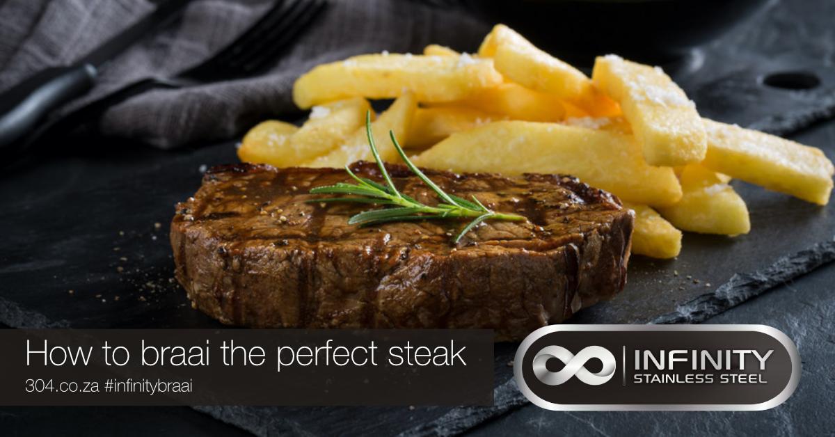 How to braai the perfect steak